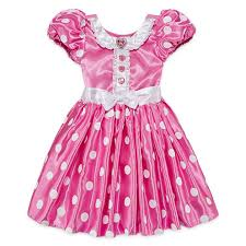 Minnie Mouse Costume Disney Collection Minnie Mouse Costume Girls 2 8 Jcpenney