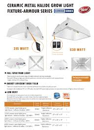 Light Fixture Reflector by 630w Full Spectrum Hi Reflective Rate Cmh Ceramic Metal Halide