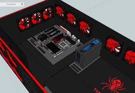 Computer In Desk 100 Diy Gaming Computer Desk Plans V2 Item Li Desktopped 100