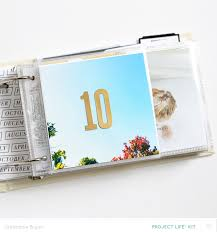 4 x 6 photo album mixing it up in your project album studio calico