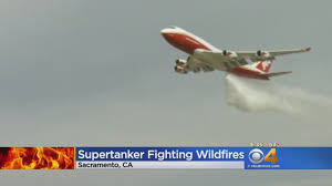 Wildfire Sacramento Area by Supertanker Fighting Wildfires Youtube