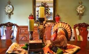 thanksgiving table with turkey turkey table decorations turkey table decorations easy inexpensive