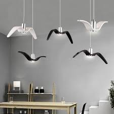 Seagull Chandelier Online Get Cheap Seagull Lighting Pendant Aliexpress Com