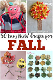 50 fall crafts for kids look we u0027re learning