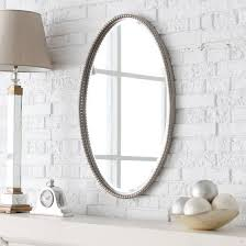 framed bathroom mirrors ideas teak wood framed wall mirror white
