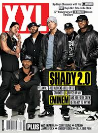 eminem xxl lyrics eminem slaughterhouse yelawolf cover xxl march 2011 rap radar