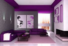 gray and purple living room fascinating grey purple living room