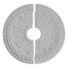 raymond ceiling medallion two piece buycrownmolding com