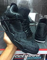 black on black lv x supreme customs for click to find out
