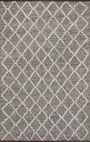 flat woven diamond trellis rug from flatweave wool by nuloom