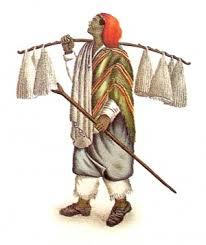 vestimenta de sereno de 1810 vestimenta de vendedora d empanadas de la epoca colonial diseño