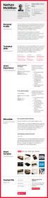 Resum Cv Bold 2 Better Responsive Resume Cv Print Bonus By Qbkl