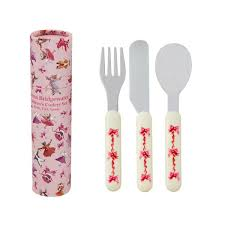 emma bridgewater dancing mice kids cutlery set vibrant home