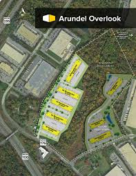 Bwi Airport Map Arundel Overlook Hanover Bwi Md Flex Commercial Space St John