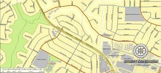 Map Of Tijuana Mexico by San Diego Tijuana Printable Atlas 49 Parts Vector Street Map