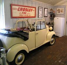 crosley car crosley car and refrigerator these items the crosley car u2026 flickr