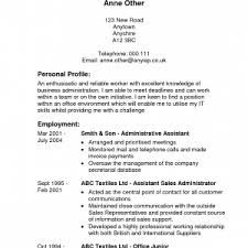 Sample Chronological Resume by Student Activity Resume Template Resume Cv Cover Letter
