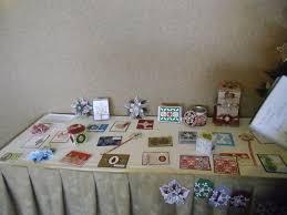 sheryl spitzley u0027s stamp corner my display table at creative
