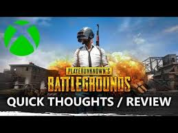 player unknown battlegrounds xbox one x review pubg for xbox review my quick thoughts xbox one x
