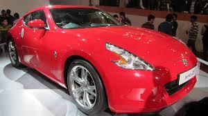 nissan 370z india price nissan car in india at delhi auto expo 2012 youtube