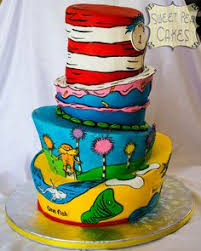 dr seuss cake ideas dr seuss party diy decorations and ideas