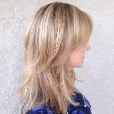 medium length lots of layers hairstyles 20 best medium length hairstyles that make thin hair look thicker