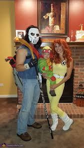 April Neil Halloween Costume Tmnt Casey Jones April Oneil Raphael Costumes