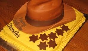 cowboy hat cake cakecentral com