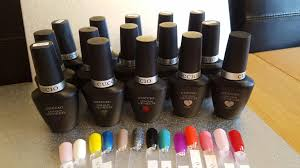 cnd shellac nails vintage cuccio gel nail polish nail arts and