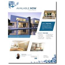 free real estate flyer templates free real estate templates