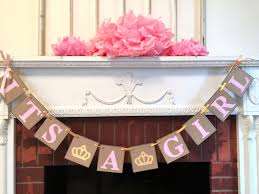 Pink And Gold Baby Shower Decorations by It U0027s A Princess Baby Shower Decorations Pink And