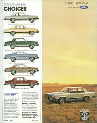 1981 ford granada history pinterest granada ford and car