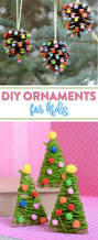 diy christmas ornament crafts for kids a little craft in your day