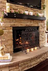 fireplace without mantle mantle without fireplace living room