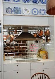mirror backsplash kitchen metallic mirrored backsplash tile for kitchen home interior
