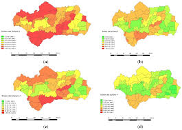 Map Of Southern Spain Agriculture Free Full Text Olive Cultivation Its Impact On