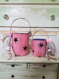 light pink votive candle holders shabby pink tea light holders votive candle holder star cut outs