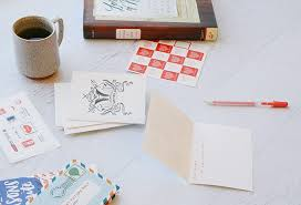 30 people to write for letter writing month chronicle books blog