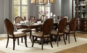 homelegance delavan pedestal dining set brown cherry 5251 dining