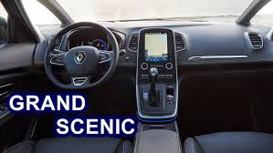 scenic renault 2017 2016 2017 renault grand scenic interior youtube