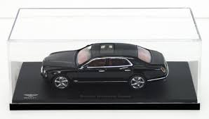 black bentley bentley mulsanne speed black 1 43 scale diecast kyosho 05611nx ebay