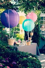 Baby Shower Outdoor Ideas - 19 paper lantern décor ideas for baby showers shelterness