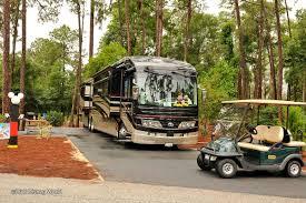 disney u0027s fort wilderness resort campsite in walt disney resort