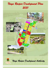Abhanpur Master Plan 2031 Report Abhanpur Master Plan 2031 Maps by Naya Raipur Water Resources Infrastructure