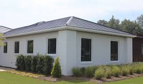 Hips Roof A Bermuda Style Roof Composed Of Aluminum Includes Intricate Hips