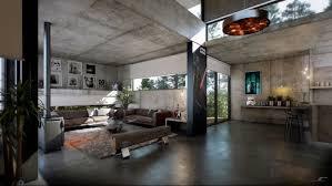 concrete interior design concrete home designs stunning 21 concrete interior home design ideas