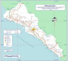 sinaloa mexico map sinaloa map sinaloa mexico mappery