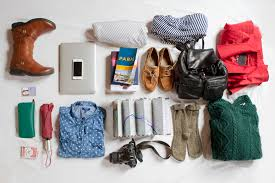 7 travelers with 7 suitcases what do you bring to paris