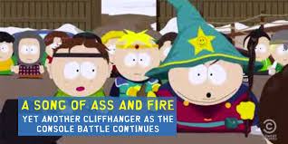 south park black friday the south park console war continues as of song an fire