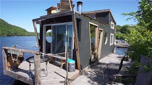 floating tiny home in wakefield